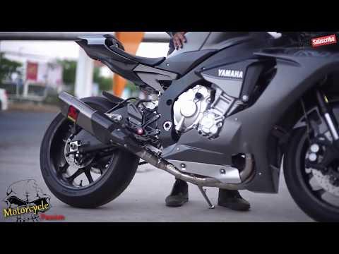 YaMaHa R1 2015 - 2016 & Beautiful R1 Sound + Ninja ZX10R, GSXR 1000, R6, R1 - 2009 -2014 Modell