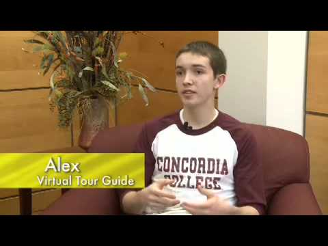 Concordia College Virtual Tour Experience