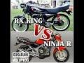 Ninja Vs RX King (Kejar-Kejaran Dengan Sang Raja) #sukabumi-motovlog Mp3