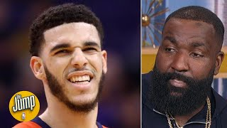 Kendrick Perkins retracts his Lonzo Ball take: He's not a bust, he's a special talent | The Jump