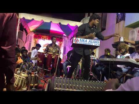 Sma audio (gana Vinoth Love feeling song Archana mela Aasai vechan 29/4/2018
