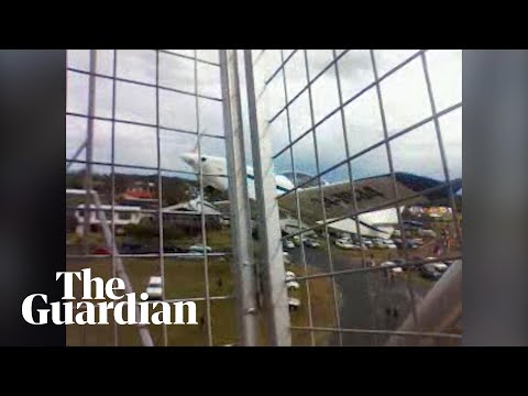 Big Rig - Plane Crashes Into Ferris Wheel!