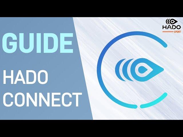 💪 MAÎTRISEZ L'OUTIL ULTIME pour PROGRESSER (Hado Connect)