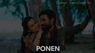 Sirukki Vaasam 💞 Kodi Movie 💞 Dhanush Song 💞 Whatsapp Status 💞