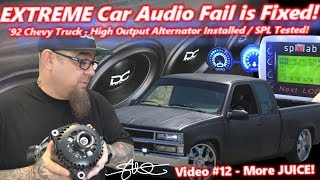 Extreme Car Audio FAIL is FIXED!