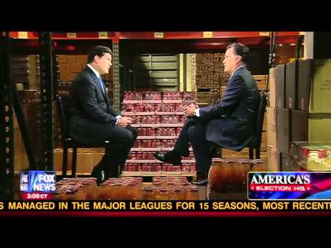 Mitt Romney vs Bret Baier on Health Care