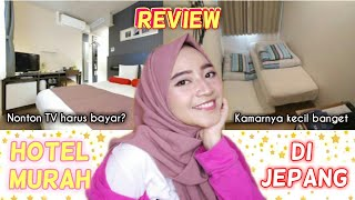 Gambar cover Review + Roomtour Hotel MURAH di Tokyo JEPANG, Recommended??   Mystays Hotel & Kangaroo Hotel Side B