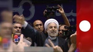 Iran: Premier discours de Rohani, l
