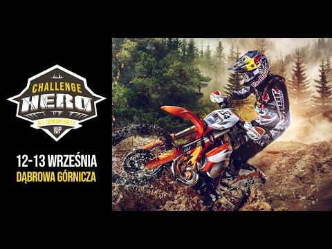 HERO Challenge 2020 - helmetcam trasy