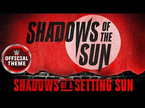 Shinsuke Nakamura - Shadows of a Setting Sun (Entrance Theme)