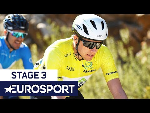 Vuelta a Valencia 2019 | Stage 3 Highlights | Cycling | Eurosport