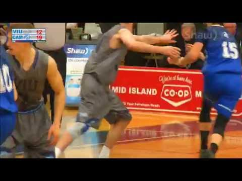 VIU Mariners vs. Camosun Chargers - PacWest  Men's Basketball, Oct. 29, 2016