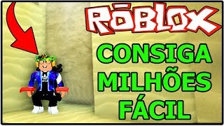 HOW TO GET MILLIONS OF MONEY EASILY IN TREASURE HUNT SIMULATOR!! ROBLOX