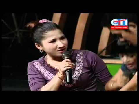 Khmer joke = 2 Cambodian funny Cambodia TV News CTN Phnom Penh City
