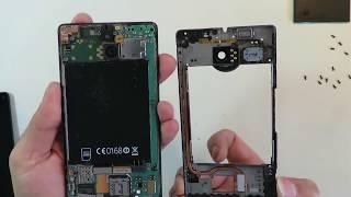 Microsoft Lumia 950 XL LCD touch Screen replacement, fix, repair