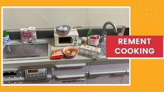 Rement Cooking, Instant Ramen,…