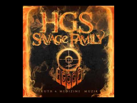 HGS Savage Family - Way of the Drum