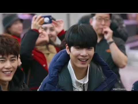 170102 Jonghyun JR @ Incheon airport for Law of the jungle Chile ep 300