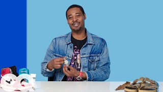 YouTube動画:10 Things Danny Brown Can't Live Without | GQ