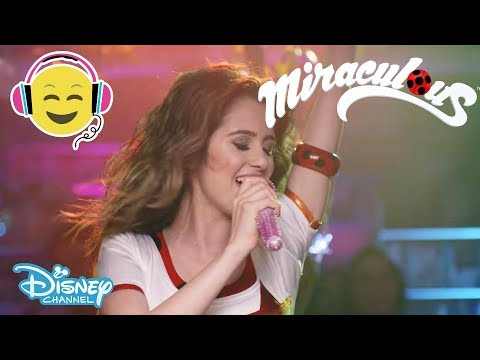 Miraculous Tales of Ladybug & Cat Noir | Theme Song: Laura Marano | Official Disney Channel UK