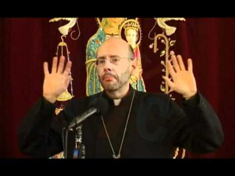V. Rev.Daniel Findikyan's sermon, dean St. Nersess Armenian Seminary,NY