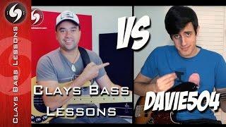 CLAY'S BASS LESSONS VS - DAVIE504 Sire Contest