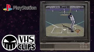 PSX VHS Archive - 059 - Frank Thomas Big Hurt Baseball