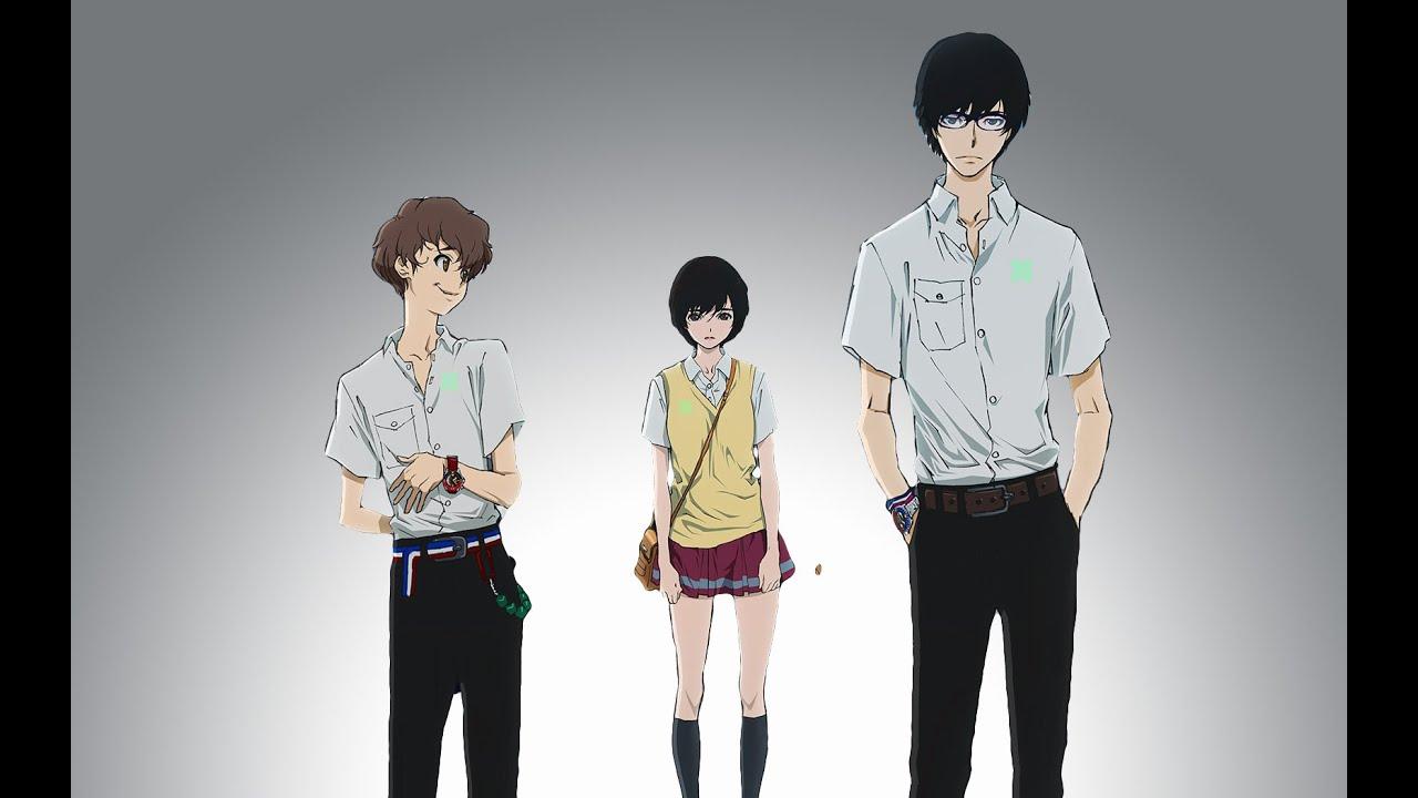 Anime Glass Wallpaper Gr Anime Review Terror In Resonance Zankyou No Terror