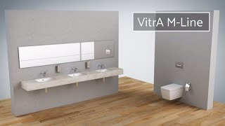 Introducing M-Line by VitrA