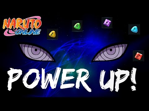 Naruto Online: Power Up - 6000 BP Increase!