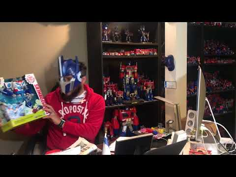 Transformers Christmas Gifts Haul