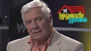 Pat Patterson on his Historic Announcement: WWE Legends