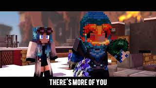 Cold as Ice    A Minecraft Original Music Video ♫