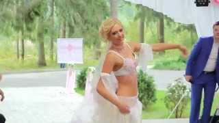 Сюрприз жениху!Танец невесты♥