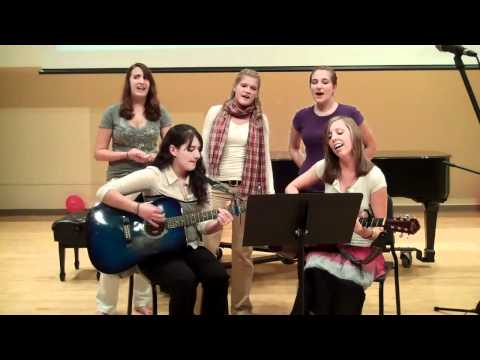 Music therapy majors of all ages perform at SRU concert