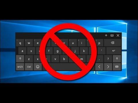 Tắt, khóa bàn phím laptop để sử dụng bàn phím ngoài