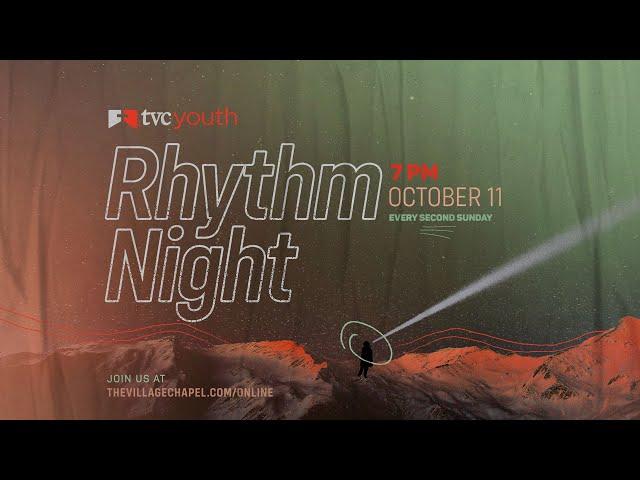 Rhythm Nights Online - October 11, 2020