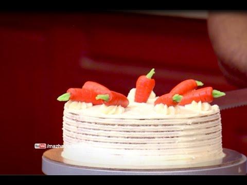 Dhe Ruchi I Ep 40 - Carrot Pineapple Cake Recipe I Mazhavil Manorama