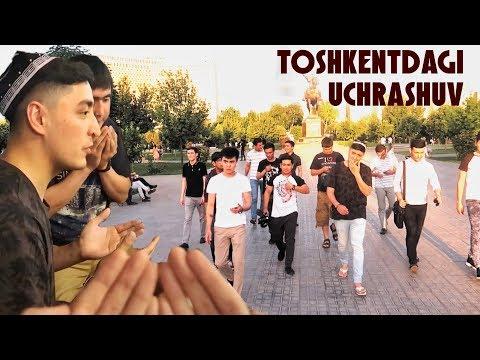 TOSHKENTDA UCHRASHUVGA CHIQDIM - MENGA YOQDI!
