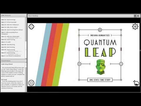 Quantum Leap STEM Opportunities For Libraries 4-6-2017