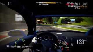 Time Attack:Nurburgring Nordschleife: 6:41366.