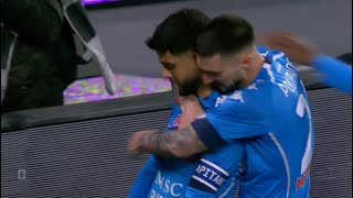 Highlights Serie A - Napoli vs Juventus 1-0