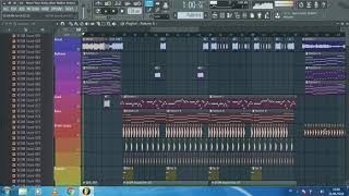Sia - Move Your Body (Alan Walker Remix) (Ahmad Tarmidzi Remake) + Free FLP