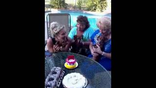 Dachshund Sings Happy Birthday