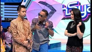 Raffi Galak Tapi Gak Berani Omelin Nagita Slavina - dahSyat 14 Juni 2014