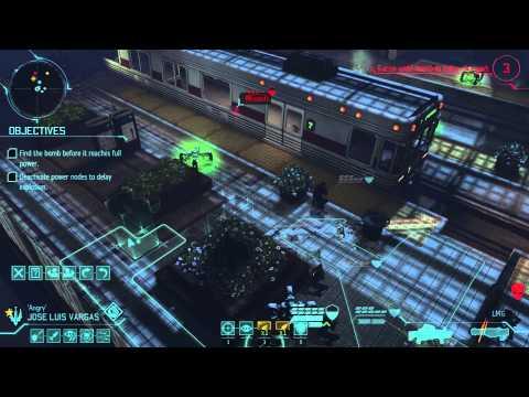 Veg Plays: XCOM Enemy Unknown Ep 7 Part 1