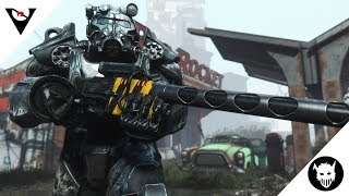Top 5 INSANE Fallout 4 Energy Weapon Mods