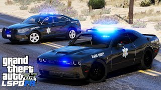GTA 5 LSPDFR #533   LivePD Style   Richland County Sheriff Live Stream