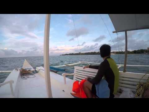 Long strip of white sand in the middle of the sea:Bohol Bound Adventure