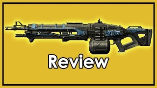 Destiny: Exotic Weapon Review - Thunderlord Heavy Machine Gun